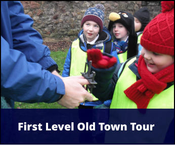 First Level Old Town Tour