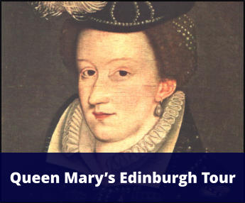 Queen Mary's Edinburgh Tour